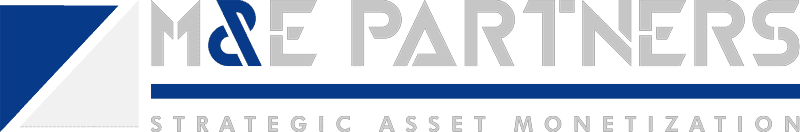 M & E Partners, LLC Logo